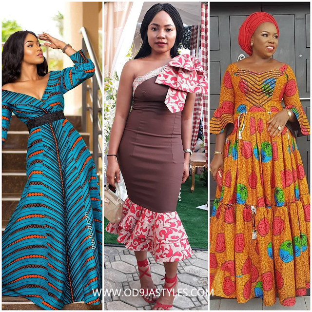 17 Best Ideas About Latest Ankara Styles On Pinterest: Latest Ankara Fashion Style 2018: Gowns, Dresses And Tops