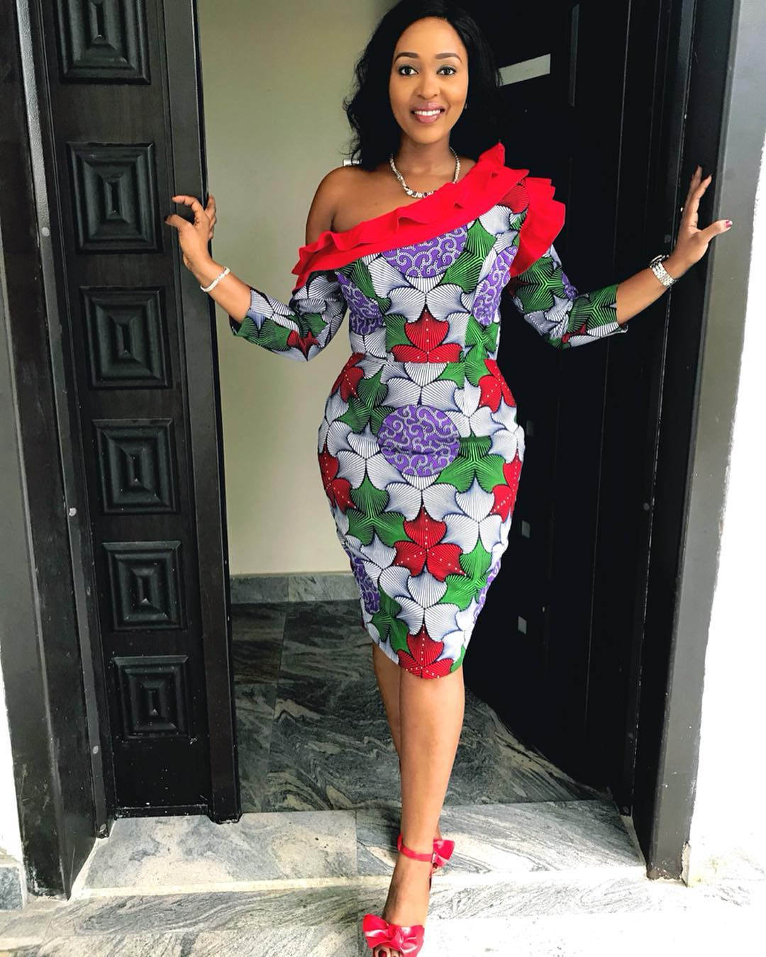 ANKARA STYLES THAT WOULD MAKE YOUR DAY