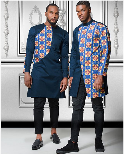 Latest Ankara Styles For Men Guys