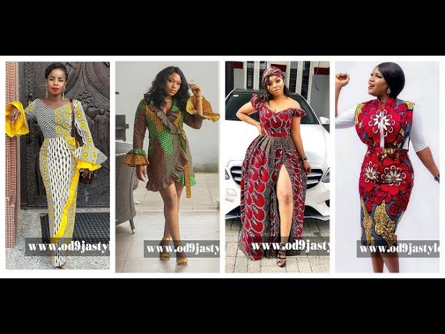 African Fashion Ankara Styles 2018 | Aso-Ebi Designs 2018 | Heal ...