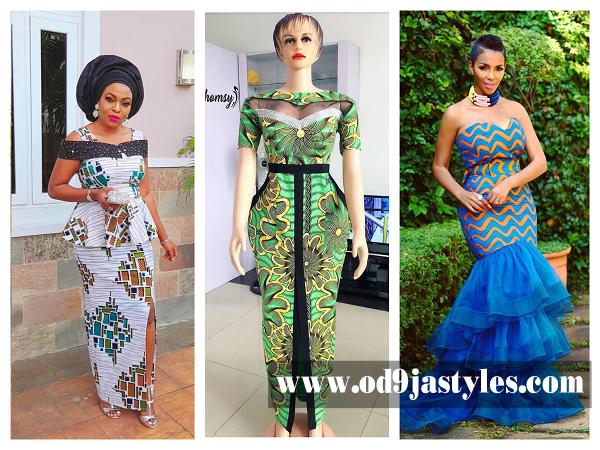 30 Stunning And Best Latest Ankara Styles Ideas For Ladies Od9jastyles