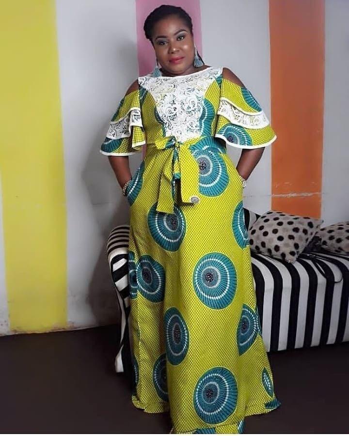 Latest Ankara Styles 2019 Ideas for African Woman