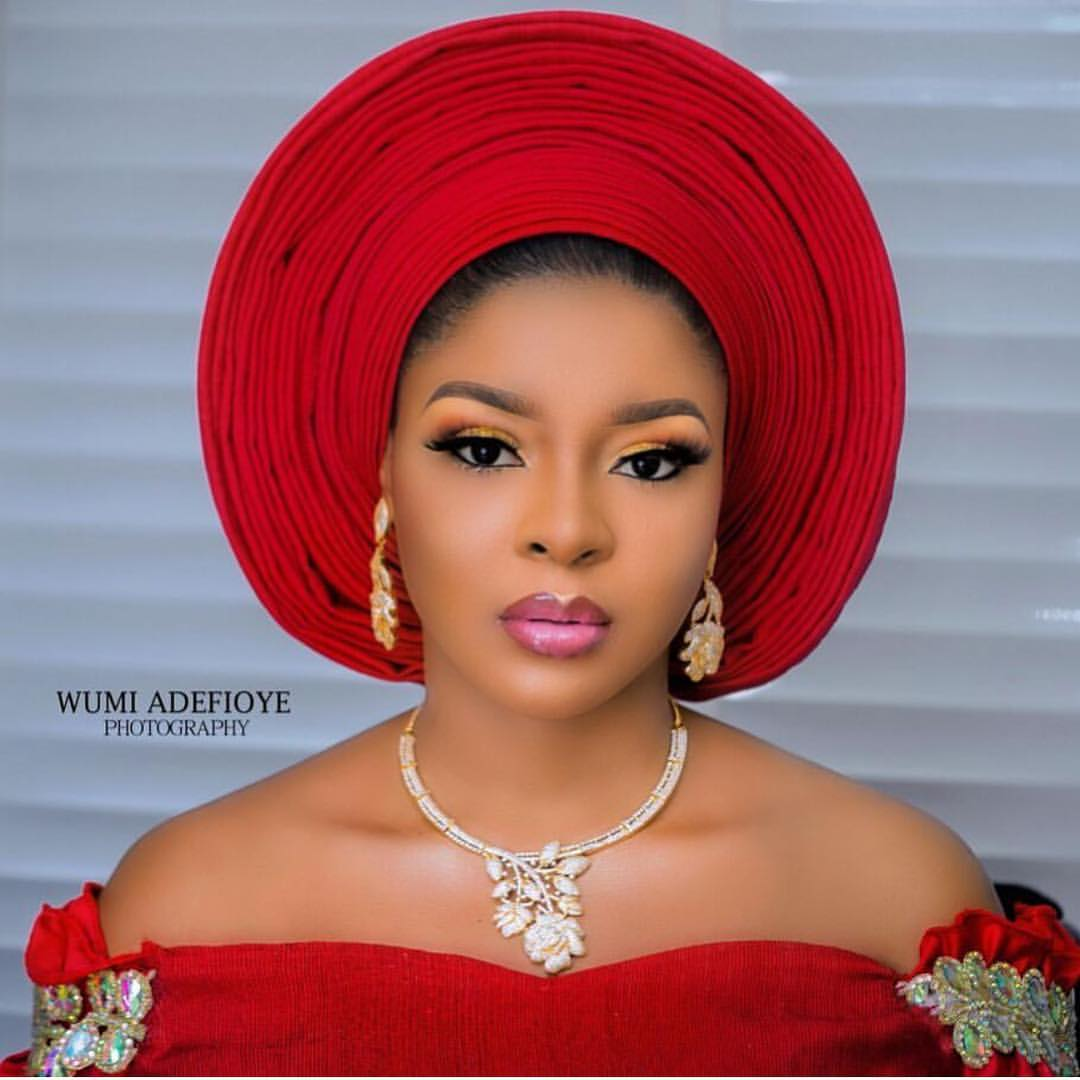 Wedding Hairstyles In Nigeria 2019: African Fashion, Gist And Style Blog