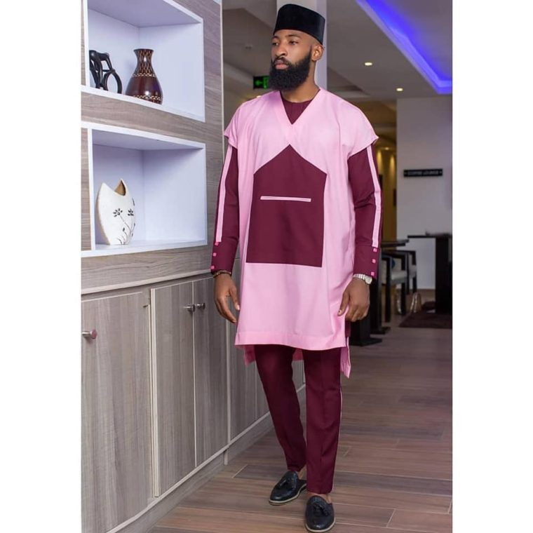 Trendy and classic African Native Dresses For Men