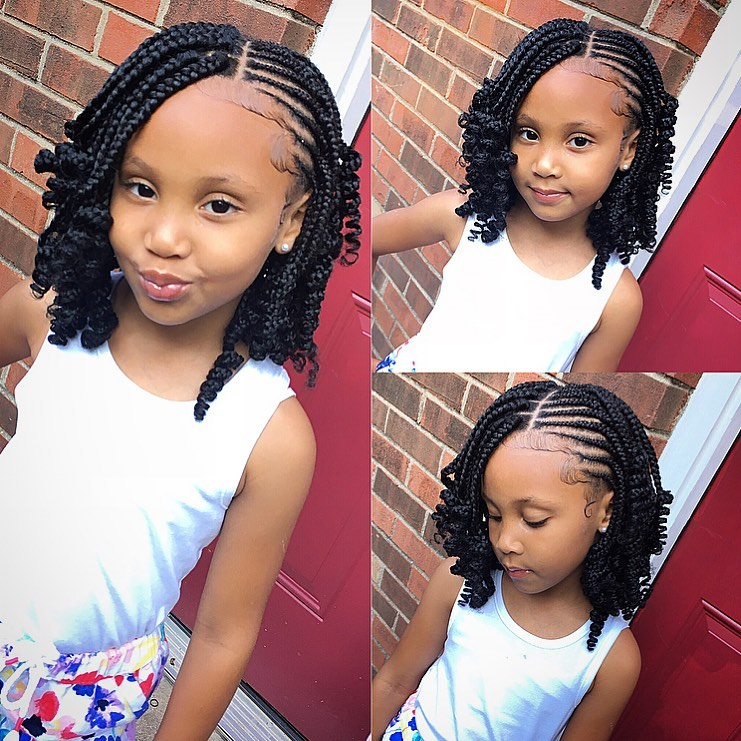 Braids For Kids 50 Splendid Braid Styles For Girls The Right Hairstyles Od9jastyles