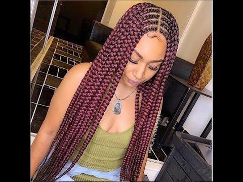 Braids Hairstyles - Braid Hairstyles; Hairstyles 2020 ...