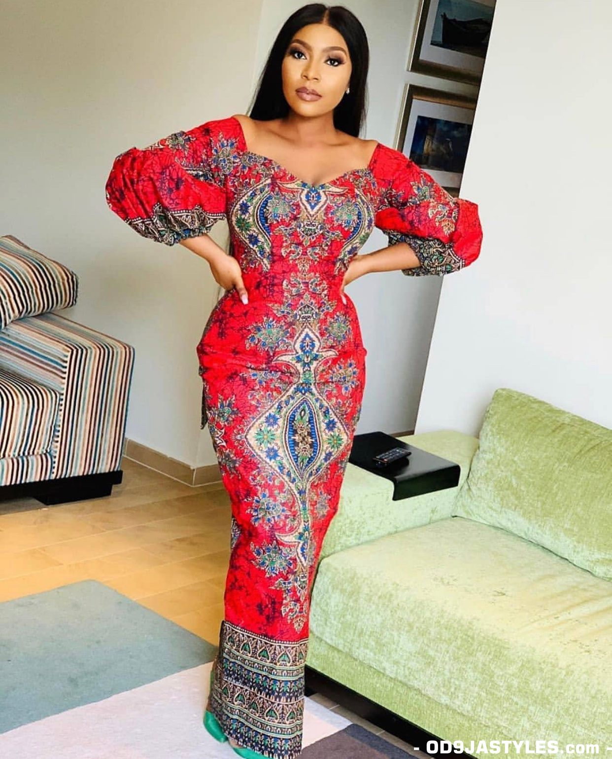 Latest Nigeria Ankara Styles 80 Collection Of Ankara Fashion Designs 88 Od9jastyles