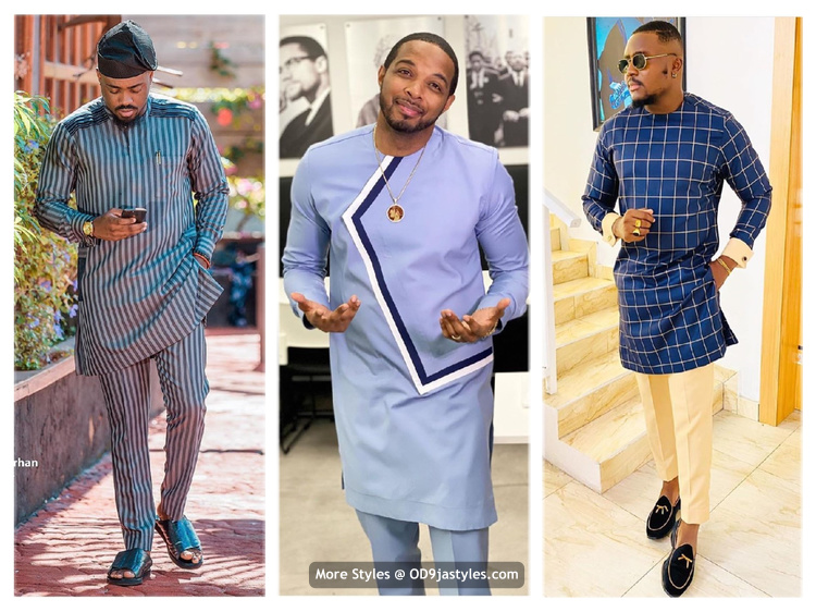 Men S Native Styles For 2020 Latest Nigerian Traditional Wear Designs For Men