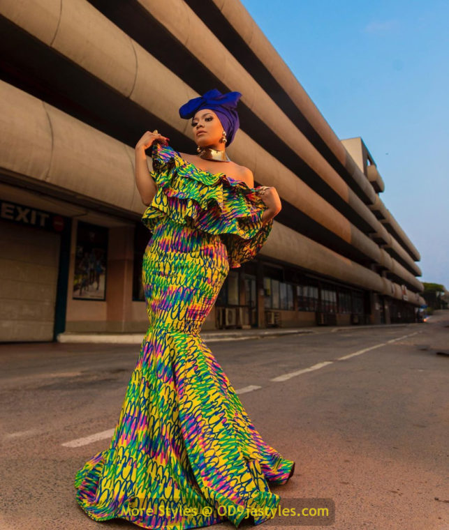 African Prints Styles - Latest Ankara Gown Styles 2020 latest ankara gown styles - African Prints Styles Latest Ankara Gown Styles 2020 10 643x760 - 40 Pictures – New and Stylish African Prints Styles: Latest Ankara Gown Styles 2020