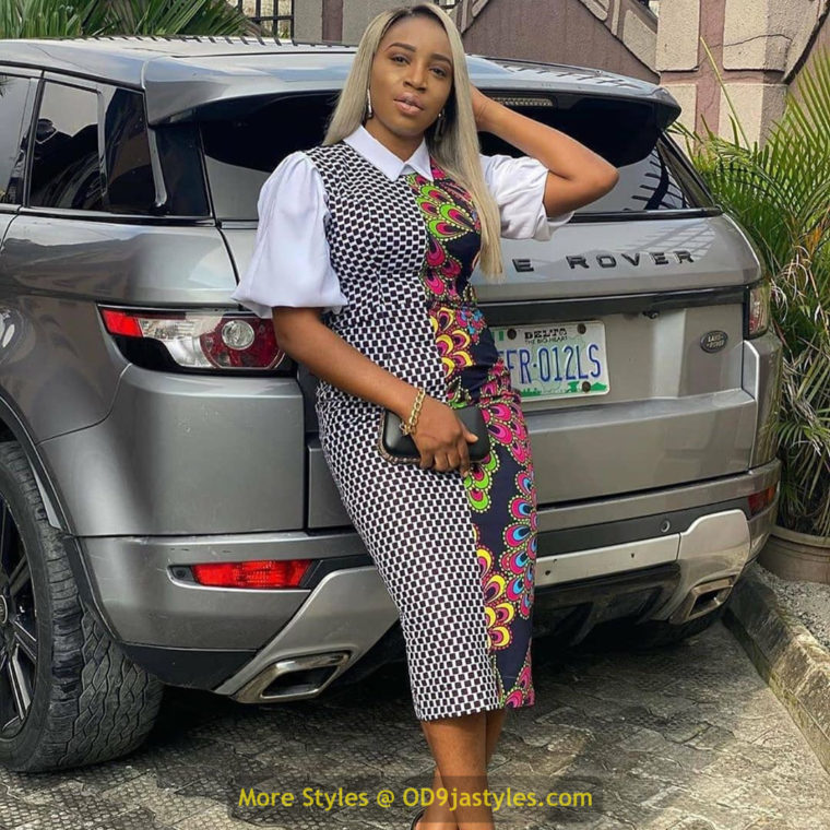 African Prints Styles - Latest Ankara Gown Styles 2020 latest ankara gown styles - African Prints Styles Latest Ankara Gown Styles 2020 12 760x760 - 40 Pictures – New and Stylish African Prints Styles: Latest Ankara Gown Styles 2020