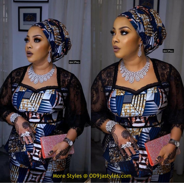 African Prints Styles - Latest Ankara Gown Styles 2020 latest ankara gown styles - African Prints Styles Latest Ankara Gown Styles 2020 17 760x756 - 40 Pictures – New and Stylish African Prints Styles: Latest Ankara Gown Styles 2020