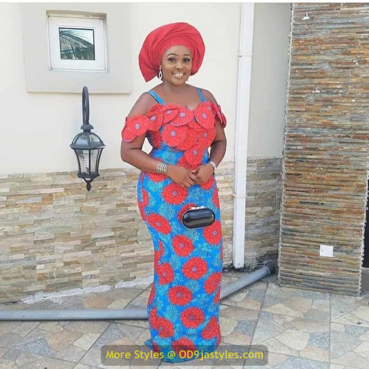 African Prints Styles - Latest Ankara Gown Styles 2020 latest ankara gown styles - African Prints Styles Latest Ankara Gown Styles 2020 20 760x760 - 40 Pictures – New and Stylish African Prints Styles: Latest Ankara Gown Styles 2020