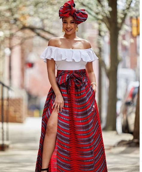 Maxi Dresses ankara long dresses - 30 Pictures of Ankara Long Dresses | Beautiful Maxi Dresses for African Women