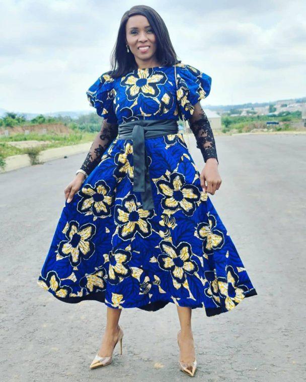 Ankara Long Dresses ankara long dresses - 30 Pictures of Ankara Long Dresses | Beautiful Maxi Dresses for African Women
