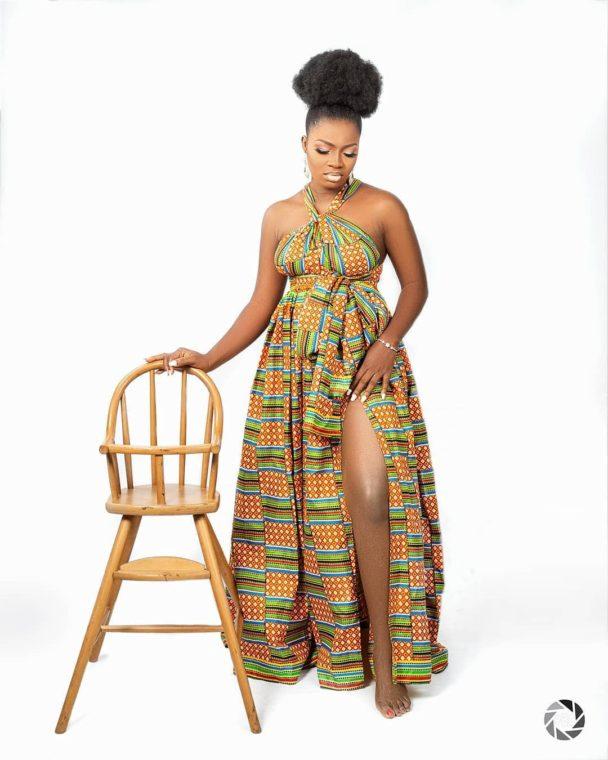 Ankara Maxi Long Dresses ankara long dresses - 30 Pictures of Ankara Long Dresses | Beautiful Maxi Dresses for African Women