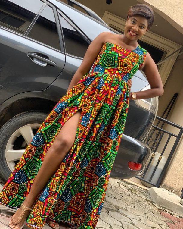 Ankara Maxi Long Dresses for African Women ankara long dresses - 30 Pictures of Ankara Long Dresses | Beautiful Maxi Dresses for African Women