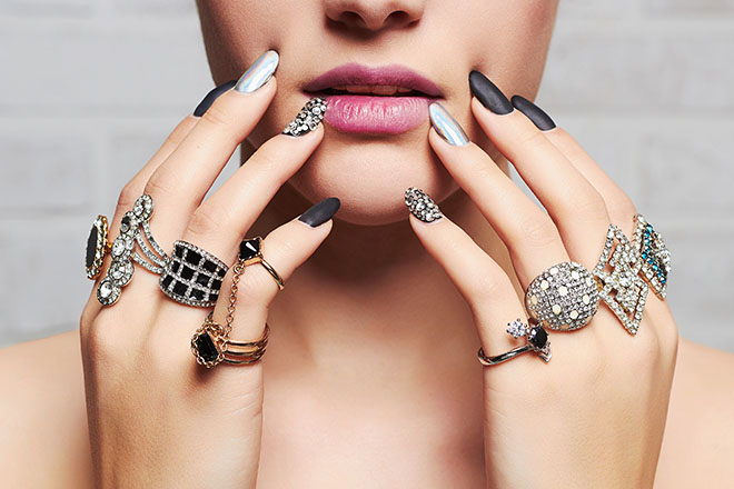 Rings And Their Meanings On Different Fingers
