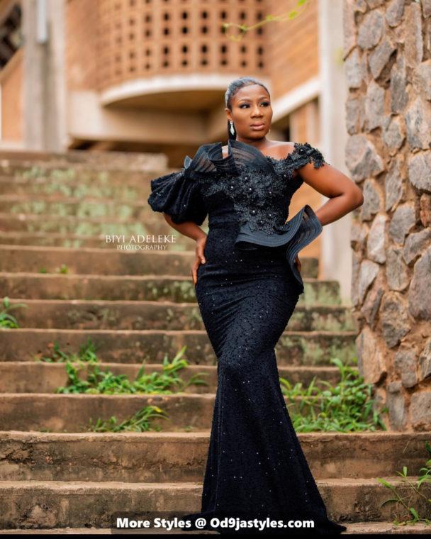 nigeria asoebi styles - 20 Pictures Of Nigeria Asoebi Styles For Wedding – Women's Fashion 2021