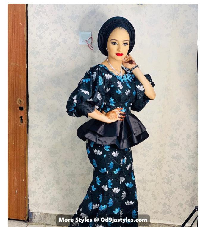 Pictures Of Nigeria Asoebi Styles nigeria asoebi styles - 20 Pictures Of Nigeria Asoebi Styles For Wedding – Women's Fashion 2021