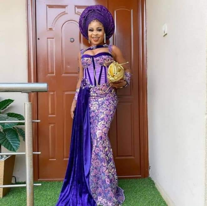Head-Turning Aso-Ebi and Owambe/Parties Styles for Stylish Women